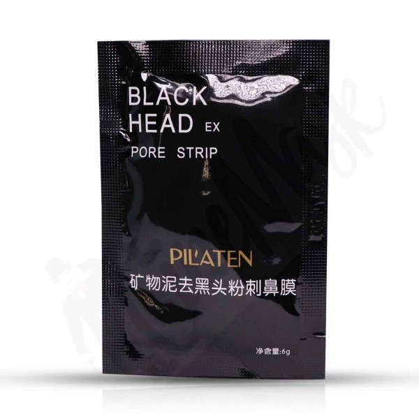 PILATEN Black Head Anti Mitesser Maske