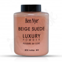 Ben Nye Luxury Powder 3oz/85g Farbe: Beige Suede (BV-72)