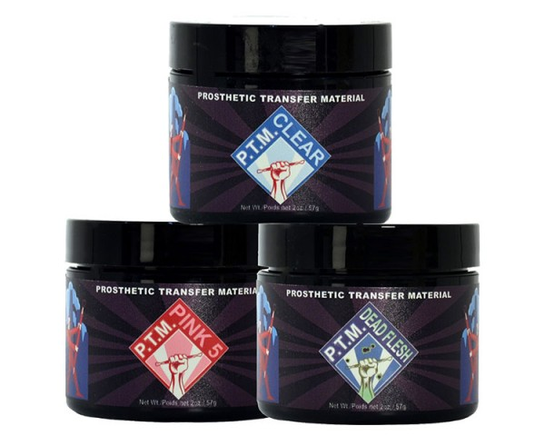 P.T.M. Prosthetic Transfer Material - clear 2oz 59ml