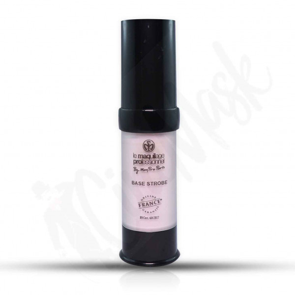 MAQPRO Base Strobe 15 ml Farbe ROSE