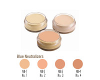 Ben Nye NB Concealer Blue Neutralizer 0,3oz/8,4g Nummer: NB1 Blue Neutralizer Nr1