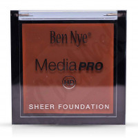 Ben Nye HD MediaPro HD Sheer Foundation 18g Farbe: 916 Espresso