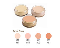 Ben Nye NT Concealer Tattoo Cover 0,3oz/8,4g Nummer: NT11 Tattoo Cover Nr11