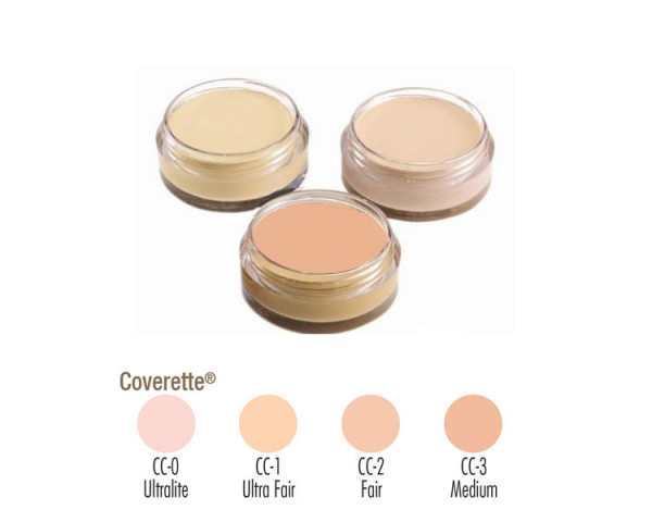 Ben Nye CC Concealer Coverette 0,3oz/8,4g Nummer: CC3 Medium Coverette