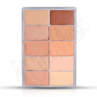MAQPRO FARD CREAM Palette mini 15 ml Farbe EUROPE
