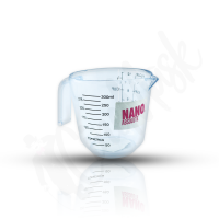 NANO Messbecher 300 ml Transparent