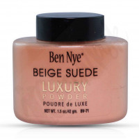 Ben Nye Luxury Powder 1,5oz/42g Farbe: Beige Suede (BV-71)