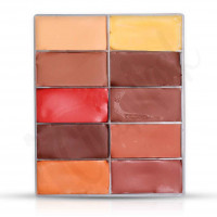 MAQPRO FARD CREAM Palette mini 30 ml Farbe BLACK