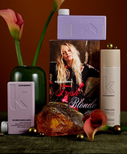 KEVIN.MURPHY FRESH.BLONDE KIT