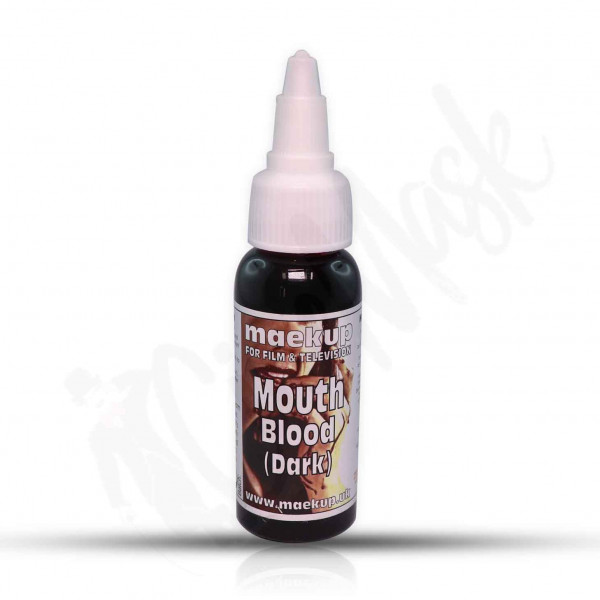Maekup Mouth Blood (Dark) 30ml