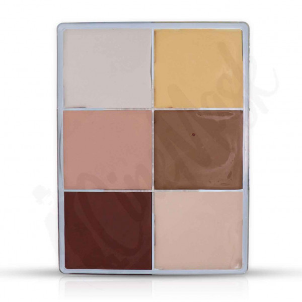 MAQPRO FARD Cream 6er-Palette 55 ml MAP.21