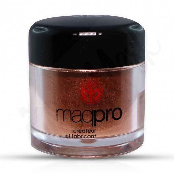 MAQPRO STAR POWDER Schimmer Farbe RG.230 goldbronze