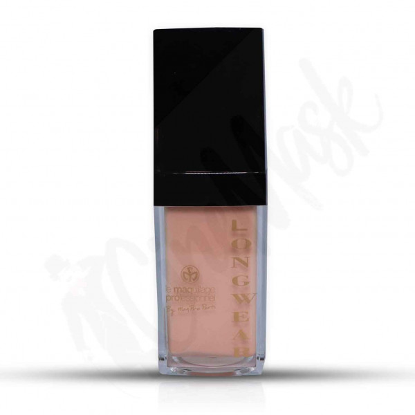 MAQPRO THE FLUID Foundation Longwear 25ml Farbe 48