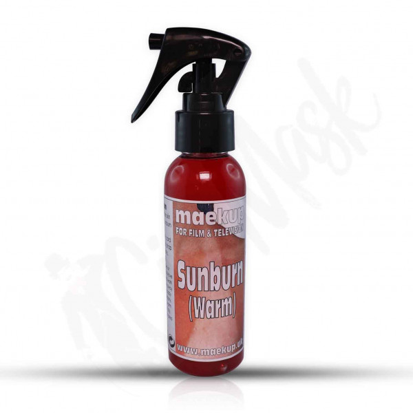 Maekup Sunburn Warm 100ml