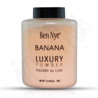Ben Nye Luxury Powder 3oz/85g Farbe: Banana (BV-2)