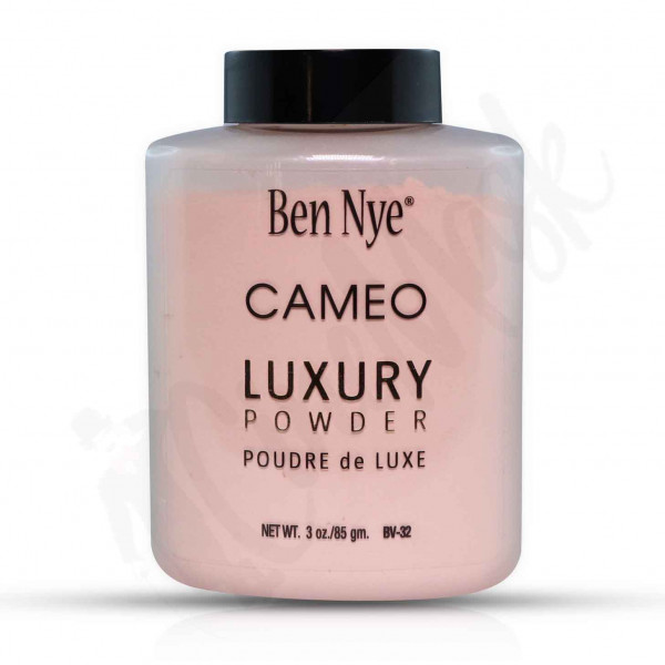 Ben Nye Luxury Powder 3oz/85g Farbe: Cameo (BV-32)