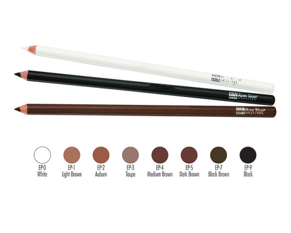 Ben Nye EP Eye Colour Pencil Nummer: EP90 - Onyx (Eye Liner)