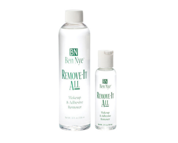 Ben Nye Remove It All (V) 8oz / 236 ml