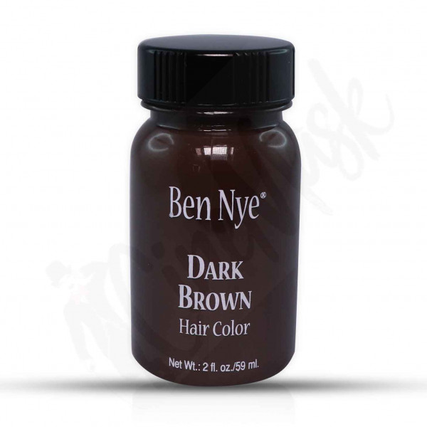 Ben Nye Hair Color Dark Brown 59ml